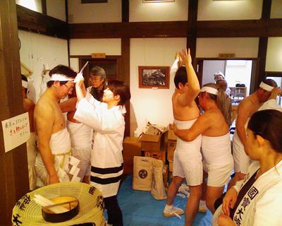 仙台伝統裸参り保存会2009